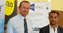 Thales et el Lab-STICC créent un laboratoire commun, pour travailler sur l'électronique de missiles.